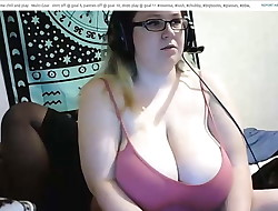 Plumper with HUGE TITS!!!