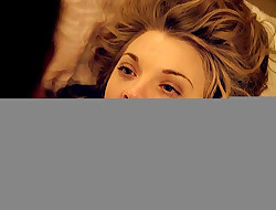 Natalie Dormer Nude  Scene In The Scandalous Woman W Movie