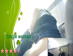 Girl toilet cam (Part 2) 1080P